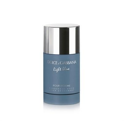 Dolce Gabbana Light Blue Pour Homme Stick Deodorant 75 ml