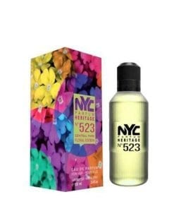 NYC NYC Central Park Floral Edition No:523 For Her EDP 100 ml