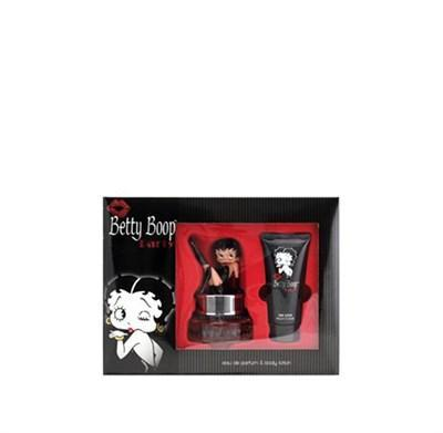 Betty Boop Party EDP 75 ml & Vu00fccut Losyonu 100 ml