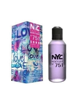NYC NYC Soho Street Art Edition No:751 For Her EDP 100 ml