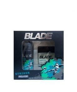 Blade Striker EDT 100 ml & Deodorant 150 ml