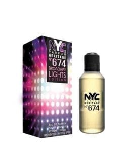 NYC NYC Broadway Lights Edition No:674 For Her EDP 100 ml