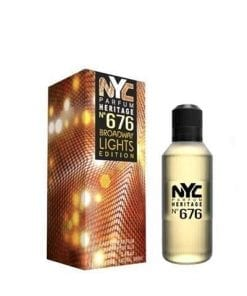 NYC NYC Broadway Lights Edition No:676 For Her EDP 100 ml