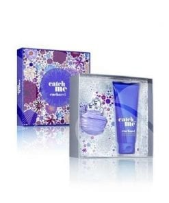 Cacharel Catch Me EDP 80 ml & Vu00fccut Losyonu 200 ml