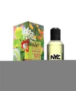 NYC NYC Central Park Floral Edition No:522 For Her EDP 100 ml