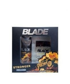 Blade Stronger EDT 100 ml & Deodorant 150 ml