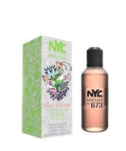 NYC NYC East Village Rock & Tattoo Edition No:673 For Her EDT 100 ml