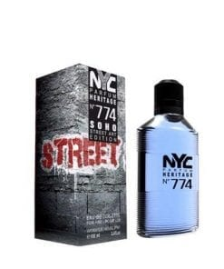 NYC NYC Soho Street Art Edition No:774 For Him EDT 100 ml