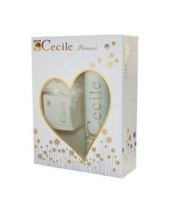Cecile Princess Woman EDT 100 ml & Deodorant 150 ml