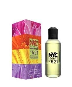 NYC NYC Central Park Floral Edition No:521 For Her EDP 100 ml