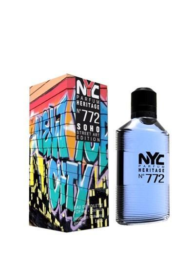 NYC NYC Soho Street Art Edition No:772 For Him EDT 100 ml