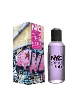 NYC NYC Soho Street Art Edition No:756 For Her EDP 100 ml
