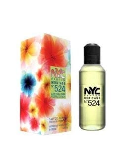NYC NYC Central Park Floral Edition No:524 For Her EDP 100 ml