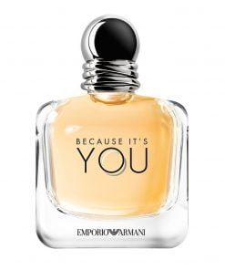Emporio Armani Bacause Its You 100ML EDP Kadu0131n Tester Parfu00fcm