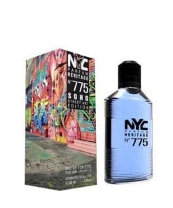 NYC NYC Soho Street Art Edition No:775 For Him EDT 100 ml