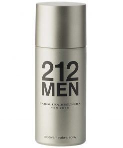 Carolina Herrera 212 Men 150ml Erkek Deodorant
