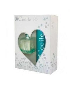 Cecile Iris Woman EDT 100 ml & 150 ml Deodorant