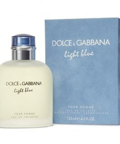 Dolce Gabbana Light Blue Pour Homme EDT 125 ml TESTER