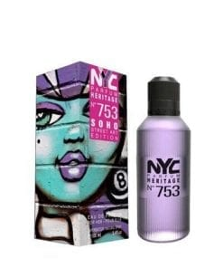 NYC NYC Soho Street Art Edition No:753 For Her EDP 100 ml