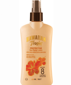 Hawaiian Tropic Losyon Spray Spf8 200Ml