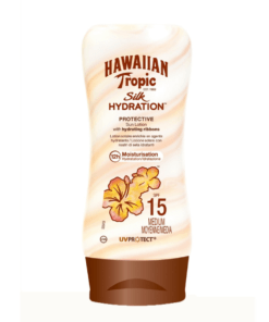 Hawaiian Tropic Lotion Silk Hydration Spf15 180Ml
