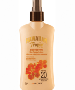 Hawaiian Tropic Losyon Spray Spf20 200Ml