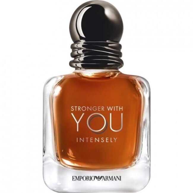 Emporio Armani Stronger With You Intensely 100ml Edt Erkek Tester Parfüm Erkek Tester Parfüm